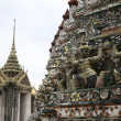 Wat arun temple of the dawn - Stockfoto