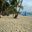 Stock Photo: Boracay beach