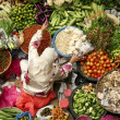 Vegetable market — Stock Photo #2929524