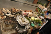 Street food — Stock Photo
