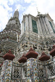 Wat arun temple de l'aube — Photo