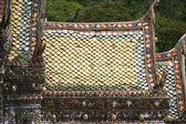 Wat arun templet av gryningen — Stockfoto