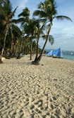 Boracay beach — Stock Photo