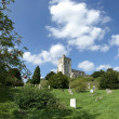 Stock Photo: Edlesborough english country church