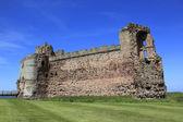 Tantallon castle ruins scotland — Stock Photo