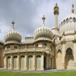 Royal pavillion panorambrighton — Stock Photo #3757797