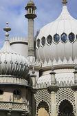 Brightons royal pavillion techo cúpulas — Foto de Stock