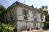 Traditionele stijl huis Filippijnen — Stockfoto