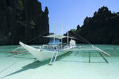 El nido blue lagoon banka — Stock Photo