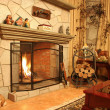 Fireplace — Stock Photo #2816037