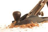 Wood Plane — Stock Photo
