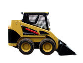 Small front loader — Stock Photo