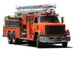 Fire Engine — Stok fotoğraf
