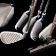 Golf Clubs — Stock Photo #2844120