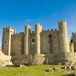 Obidos castle. - Stock Photo
