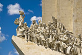 Discoveries Monument - Lisbon — Stock Photo