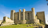 Obidos castle. — Stock Photo