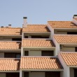 Stock Photo: Roofs.