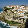 Stock Photo: Azenhas do Mar, near Sintra, Portugal