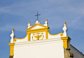 Church in Evora, Portugal — Stock Photo
