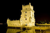 Tower of Belem , Lisboa , Portugal — Stock Photo