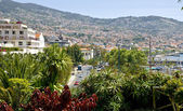View of Funchal — Stock Photo