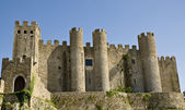 Obidos castle — Stock Photo