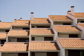 Roofs. — Stock Photo