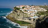 Azenhas do Mar, near Sintra, Portugal — Stock Photo