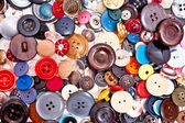 Colored buttons — Stock Photo
