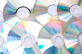 CD's — Foto de Stock