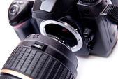 Digital camera — Stock Photo