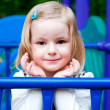 Portrait of a smiling girl — Stock Photo #3164675