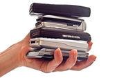 Colina móvel — Fotografia Stock