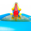 Water slide — Stock Photo #3490916