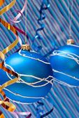 青のボール — ストック写真