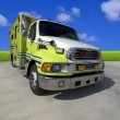 Royalty-Free Stock Photo: Ambulance