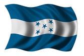 Flag of Honduras — Stock Photo