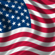 US Flag - Foto Stock
