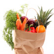Bag full of vegetables — Stock Photo #2838817