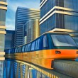 Monorail train — Stock Photo #2777234