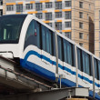 Moscow monorail railway — Stock Photo #2842748