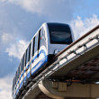 Moscow UrbTransportation — Stock Photo #2862876