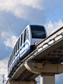 The Moscow Urban Transportation — Stock Photo