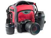Photo accessories — Stock Photo