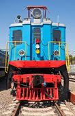 Trem velho — Foto Stock