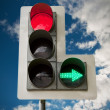 Stock fotografie: Traffic light