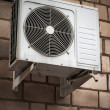 Air Conditioner — Stock Photo #3318175