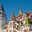 Izmailovskiy Kremlin in Moscow - Stock Photo