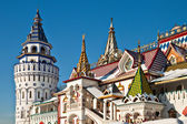 Izmailovskiy Kremlin in Moscow — Stock Photo